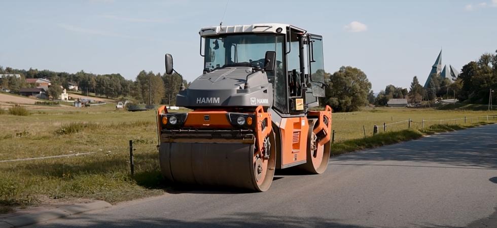 Powstają kolejne drogi asfaltowe